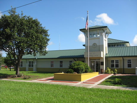 Polk City Government Center